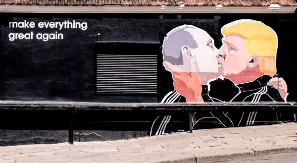 Mindaugas Bonanu, Dominykas Čečkauskas_Make Everything Great Again. Marla Singer