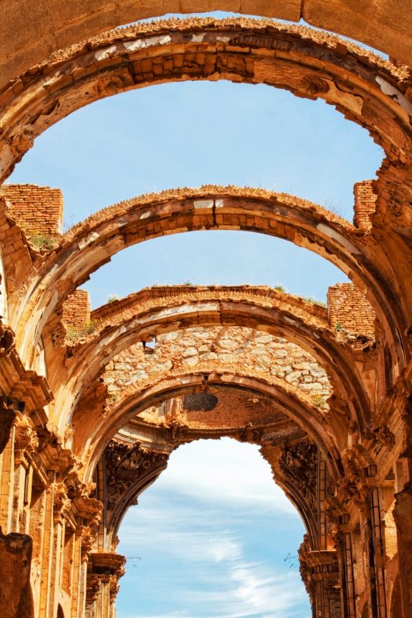 San Augustin vaults